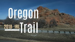 Oregon Trail- 2018 Version