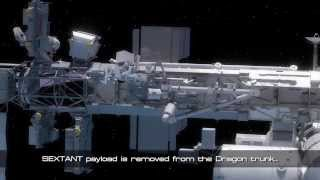 SEXTANT (Station Explorer for X-ray Timing and Navigation Technology)