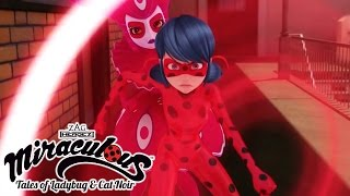 Miraculous Ladybug | 🐞 Reflekta 🐞 | Ladybug and Cat Noir | Animation
