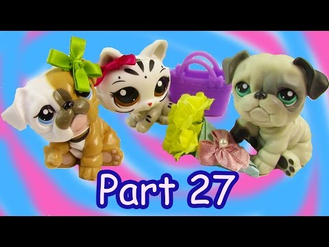 LPS Mom Gifts Mommies Part 27 Littlest Pet Shop Series Movie LPS Mom Babies