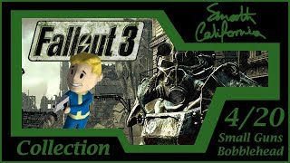 Fallout 3 Bobblehead Collection: Part 4 - Small Guns