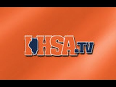 2012 IHSA Boys Soccer Class 1A Semifinal, Urbana (University) vs Rockford (Keith Country Day School)