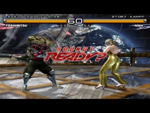 Let's Play Retro: Tekken 5 [Deutsch][HD] - Ausraster Tekken 5