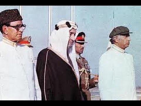 King Faisal visits to Mushrikeen of India and Pakistan