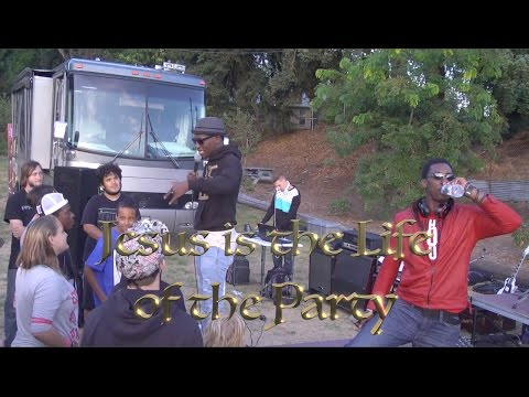 Yung Honore, Jentrell Glover, Kidd Los - JESUS IS THE LIFE OF THE PARTY - Fan Made - Extreme Tour
