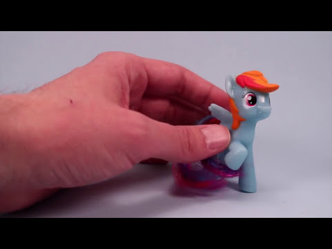 McDonalds My Little Pony FIM Happy Meal Collection Toys 2014