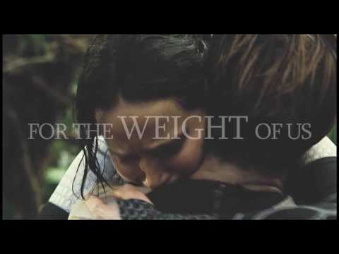 The Weight of Us | Katniss + Peeta