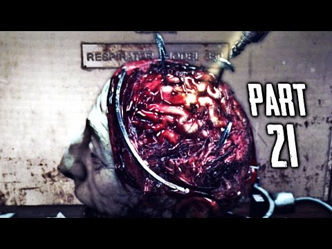 The Evil Within Walkthrough Gameplay Part 21 - Cruelest Intentions (PS4)