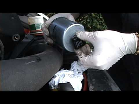 Mercedes Sprinter How To Change Diesel Fuel Filter Youtube