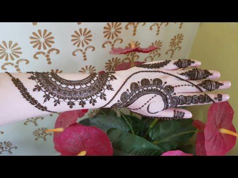 Download Video Gulf Henna Design 1 Henna Design For Eid 2017