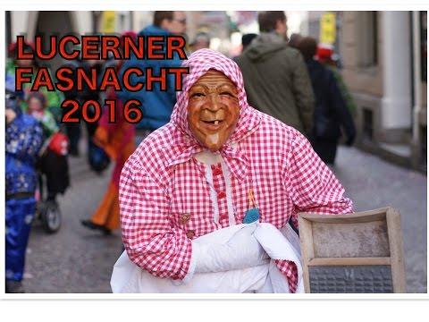 Luzerner Fasnacht 2016