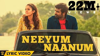 Neeyum Naanum | Thinking Out Loud - Rijk feat. Pragathi Guruprasad