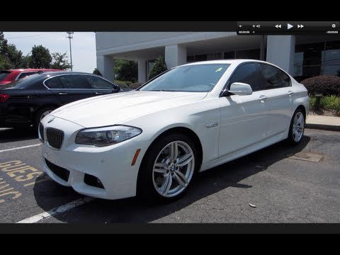2011 BMW 535i M-Sport Start Up. Exhaust. and In Depth Tour