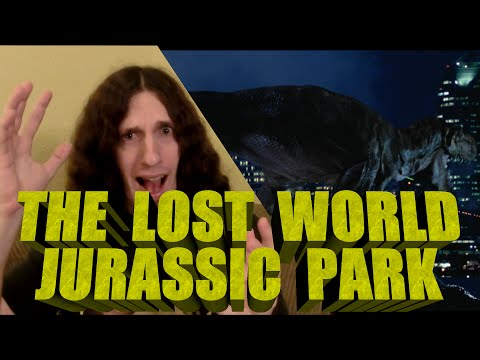 The Lost World Jurassic Park Review