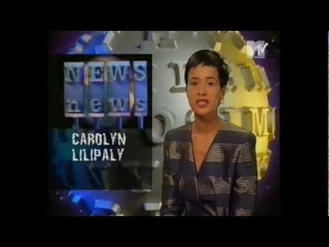 MTV News Carolyn Lilipaly Live head for the big time