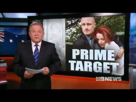 Julia Gillard Attacked in Riot