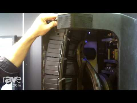 ISE 2016: Bose Details the F1 Model 812 Flexible Array Loudspeaker