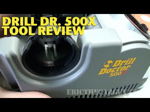 Drill Dr. 500X Tool Review -EricTheCarGuy