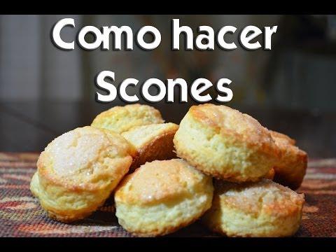 Como hacer scones youtube - Como se hacen crepes dulces ...