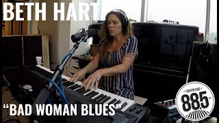 "Beth Hart || Live @ 885FM || ""Bad Woman Blues"""