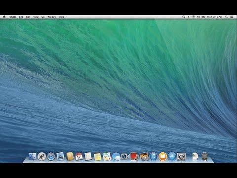 Como instalar Mac OS X 10.9 Mavericks en Windows 8.1