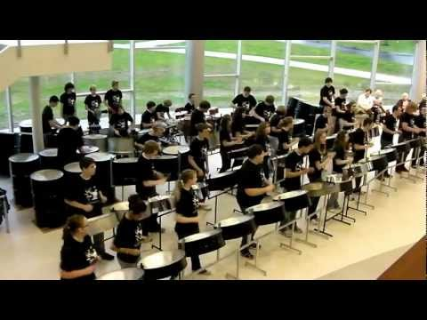 """The Lion Sleeps Tonight"" by Dover Steel Drum Band"