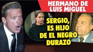 Hermano menor de Luis Miguel, Sergio es hijo de el Negro Durazo 2.1 MB