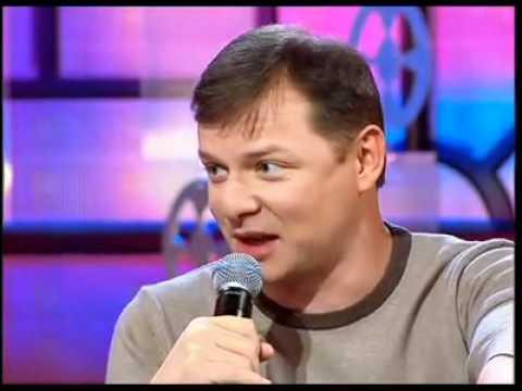 Олег Ляшко и красные труселя - Вечерний Киев - Интер