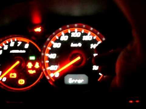 Проводим самодиагностику на приборке Honda Stream - YouTube