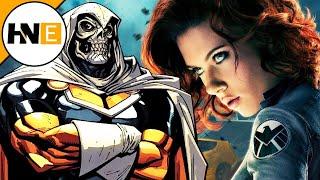 Black Widow Casting Breakdowns Reveal Interesting Villains & Heroes