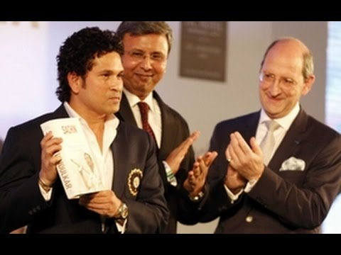 Sachin Tendulkar Autobiography Book LAUNCH | Playing It My Way