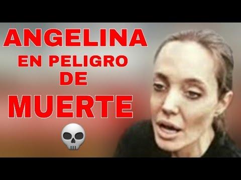 ANGELINA JOLIE HOSPITALIZADA POR CÁNCER Y ANOREXIA // KAPITAL NEW'S
