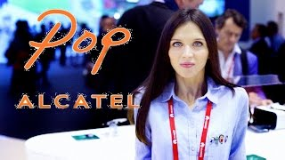MWC 2016: Alcatel Pop 4, Pop 4S и Pop 4 Plus