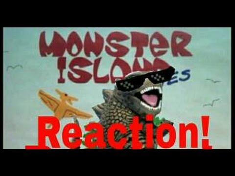 Monster Island Buddies Ep 83: Reaction!