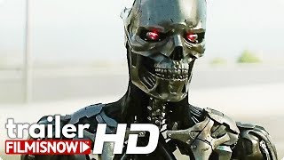 TERMINATOR: DARK FATE Characters Trailer (2019) Sci-Fi Action Movie