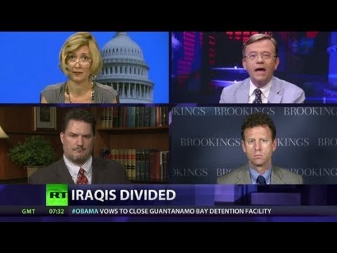 CrossTalk: 'Democratic Iraq' an Oxymoron?