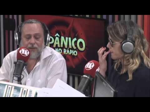 [Compacto] Caio Fábio no programa Pânico, da rádio Jovem Pan FM.