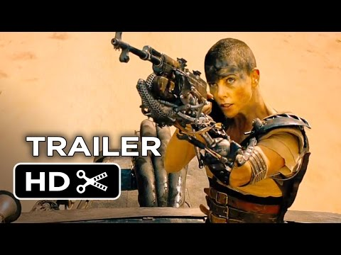 Mad Max: Fury Road Official Final Trailer (2015) - Charlize Theron, Tom Hardy Movie HD