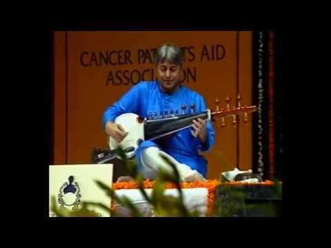 Sarod Wizar Amjad Ali Khan - Concert for Cancer Patients Aid Association - Raga Pilu With Ragamala