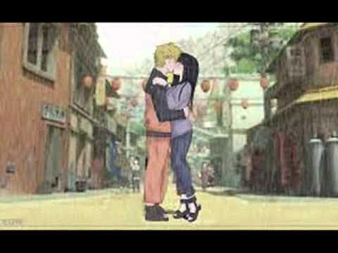 Naruto; Hinata kiss Naruto