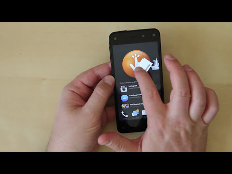 Amazon Fire Phone Unboxing - A New Kind of 3D!