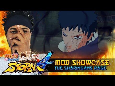 Obito Uchiha The Sharingans Rage!!! Naruto Shippduden Ultimate Ninja Storm 4 Mods thumbnail