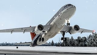 Airbus A320 Takes Off by Itself Against its Flight Crew   Pilot VS Plane   Northwest Airlines 985