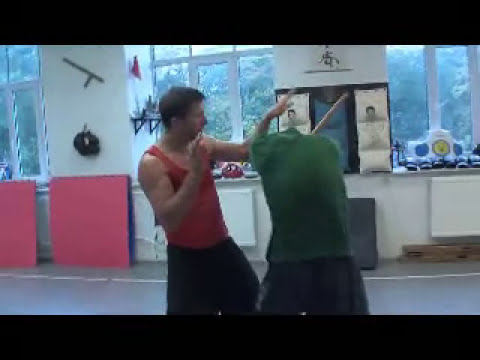 Wing Tsun Demo  Dynamic 2 - SiFu Stashevich Dmitry Image 1