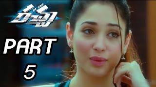 Rachaa - Racha Telugu Full Movie Part 5 - Ram Charan, Tamanna