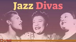 The Very Best Of Jazz Divas Billie Holiday Ella Fitzgerald Mildred Bailey