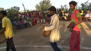 बघेली गुदुम्ब-बाजा नृत्य, सीधी- 2 (लोक कलाग्राम- लकोड़ा)NARENDRA SINGH SIDHI