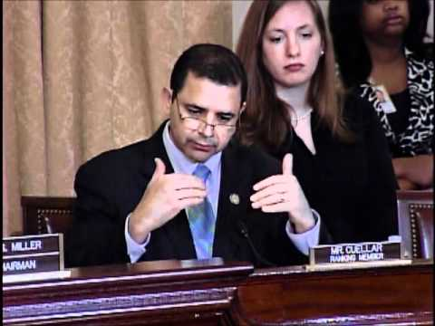 Congressman Cuellar -- Visa Overstays