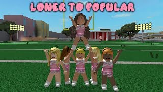 Loner to Popular - A Roblox Story