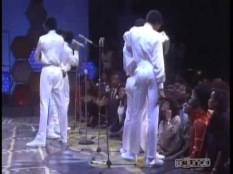 New Edition On Soul Train 84